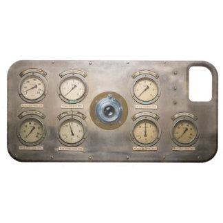 Appareil-photo de machine à vapeur étui iPhone 5