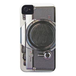 Appareil-photo vintage Blackberry audacieux Coque Case-Mate iPhone 4