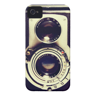 Appareil-photo vintage coque iPhone 4 Case-Mate