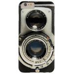 Appareil-photo vintage - vieux regard d'antiquité coque iPhone 6 plus barely there