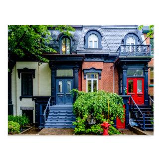Appartement Montreal Postkarte