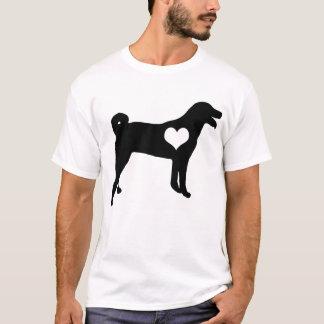 Appenzeller Sennenhund der T - Shirt der