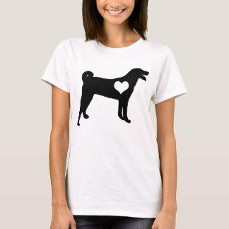 Appenzeller Sennenhund Herz-T - Shirt