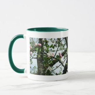 Apple-Blüten Tasse