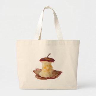 Apple entkernen und Schalen Jumbo Stoffbeutel