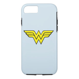 Apple iphone 7 Fall - Wunder-Frauen-Logo iPhone 8/7 Hülle