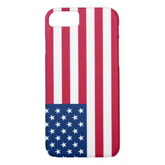 Apple iPhone 7 USA-Flaggenentwurfs-Handyhülse iPhone 8/7 Hülle
