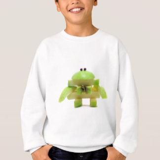 Apple-Monster Sweatshirt