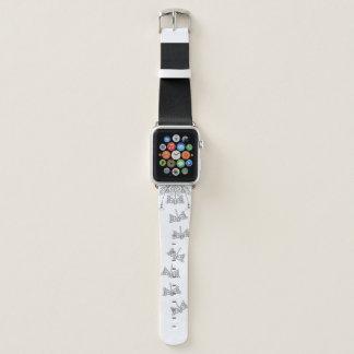 Apple passen Schmetterlings-Band auf Apple Watch Armband
