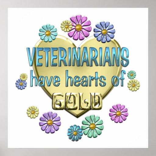 Appréciation vétérinaire posters