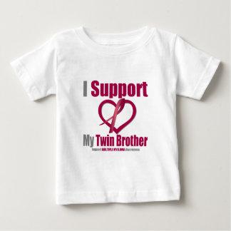 Appui du myélome multiple I mon frère jumeau Tee Shirt