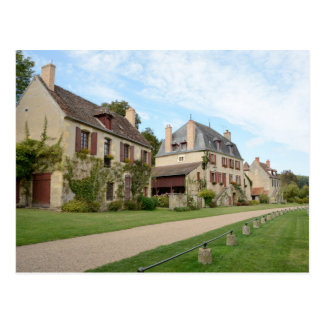 Apremont-sur-Allier Postkarte