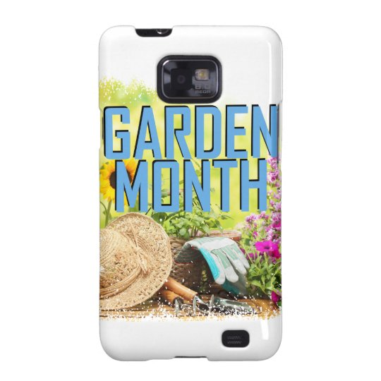 April - Garten-Monat Samsung Galaxy S2 Cover