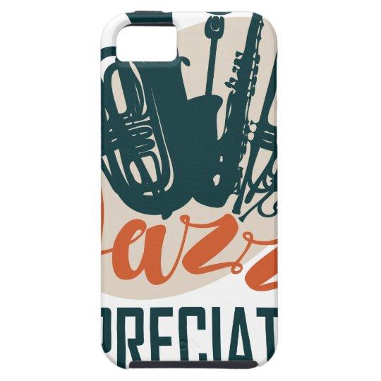 April - Jazz-Anerkennungs-Monat iPhone 5 Schutzhüllen