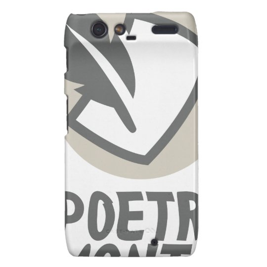 April - Poesie-Monat Droid RAZR Hüllen
