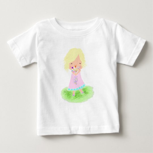 April-Salbei Baby T-shirt