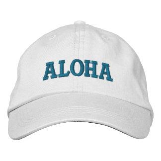 Aqua Aloha Baseballmütze