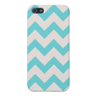 Aqua-blauer hellgrauer/grauer hülle fürs iPhone 5