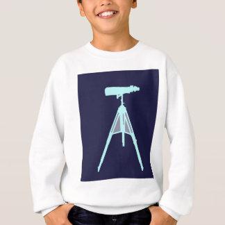 Aqua-Ferngläser - Marineblau Sweatshirt