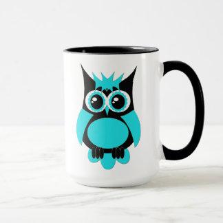 Aqua-Punkeulen-Tasse Tasse