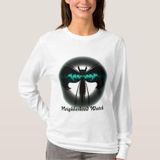 Aqua-Schläger - Nachbarschaftswache - 1 Seite T-Shirt