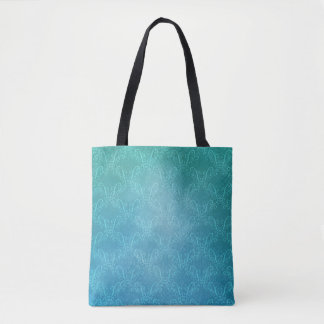 Aqua-Spitze Tasche