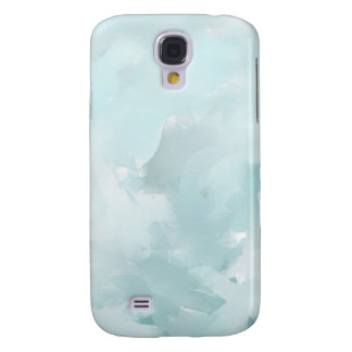Aquamarine Farben Galaxy S4 Hülle