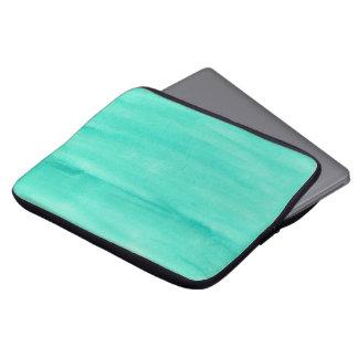 Aquamariner Watercolor-Laptop-Kasten Laptop Sleeve