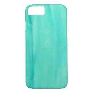 Aquamariner Watercolor-Telefon-Kasten iPhone 7 Hülle