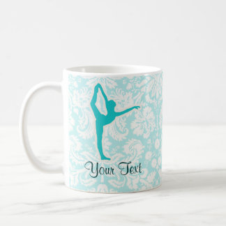 Aquamarines Ballett Kaffeetasse
