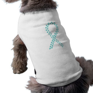 Aquamarines Pawprint Band Shirt