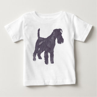 Aquarell Airedales Terrier Baby T-shirt