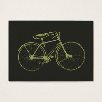Aquarell-Fahrrad Visitenkarte