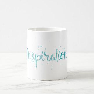 Aquarell-Inspiration Kaffeetasse