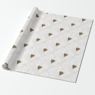 Aquarell-Kröte Geschenkpapier