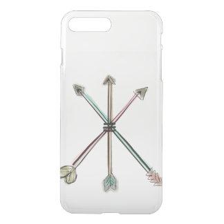 Aquarell-Pfeile iPhone Fall iPhone 8 Plus/7 Plus Hülle