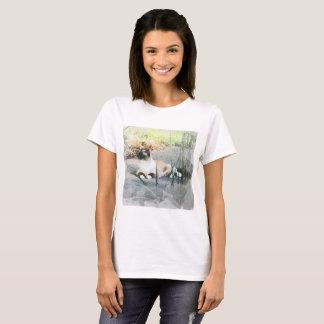 Aquarell Ragdoll T-Shirt