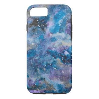 Aquarell-Raum iPhone 6/6s starker Fall iPhone 8/7 Hülle