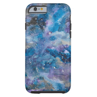 Aquarell-Raum iPhone 6/6s starker Fall Tough iPhone 6 Hülle