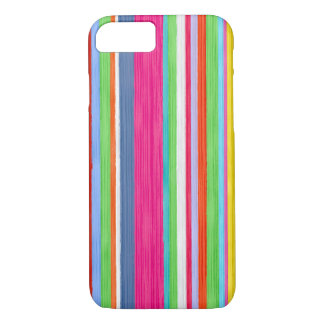 Aquarell stripes nr. 1 iPhone 8/7 hülle