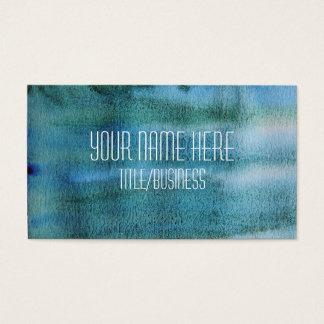 Aquarell-Visitenkarte Visitenkarten