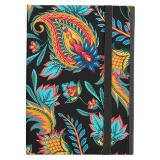 Aquarelles colorées fraîches Paisley floral