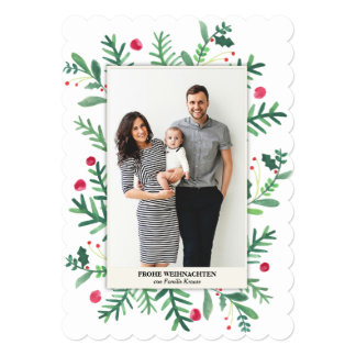 Babies erstes Weihnachtsfest Karte auf Zazzle Schweiz