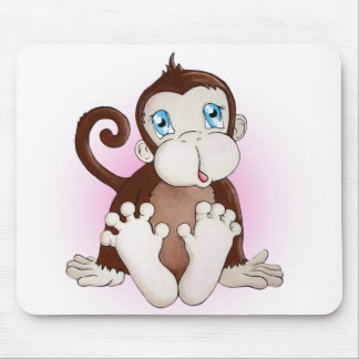 Aquarium populaire le singe tapis de souris