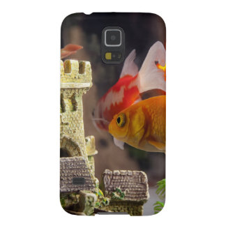 Aquarium Samsung Galaxy S5 Cover