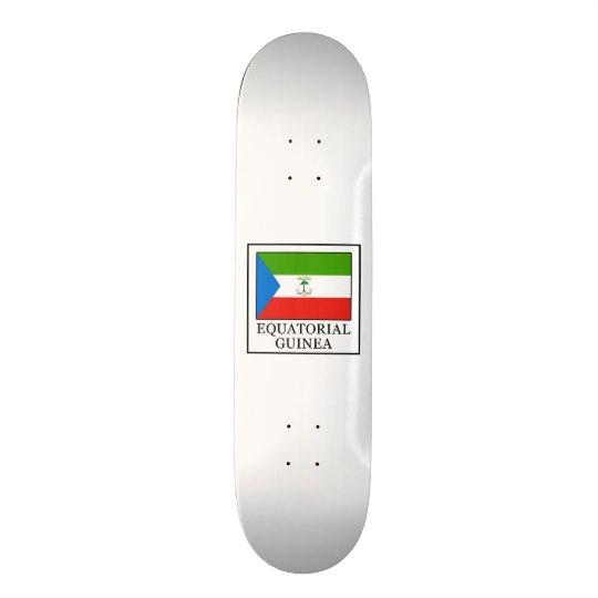 Äquatoriale Guinea Personalisierte Decks
