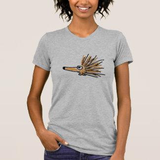 AR, lustiger Stachelschwein-T - Shirt
