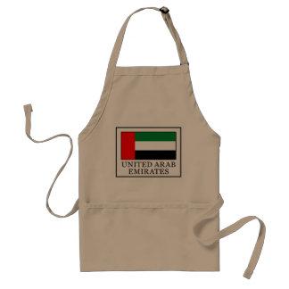 Arabische Emirate Schürze