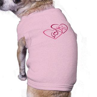 Arabisches weibliches Haustier-Shirt Shirt