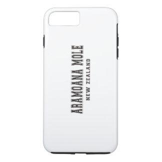 Aramoana Mole Neuseeland iPhone 8 Plus/7 Plus Hülle
